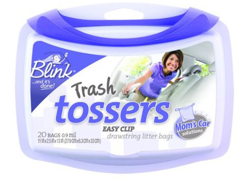 Trash Tossers (a genuine product that is sold ove here)